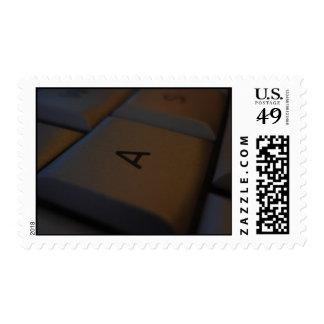 Keyboard Stamp