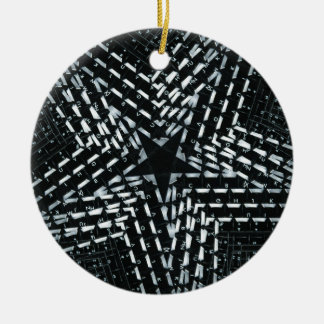 Keyboard Star Feb 2013 Ceramic Ornament