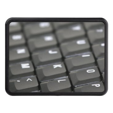 Professional Business Keyboard Trailer Hitch Cover