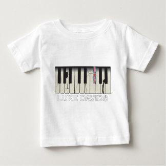 Keyboard with Luke Davids Baby T-Shirt