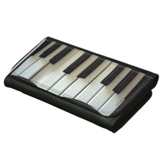 Keyboard Women's Wallets
