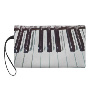 Keyboard Wristlet