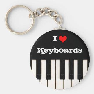 Keyboards (customizable) keychain
