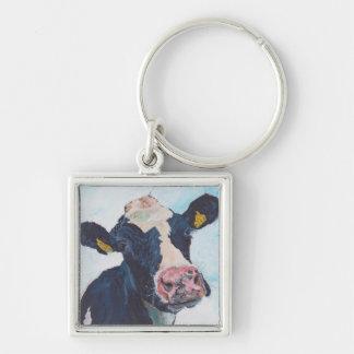 Keychain - 0254 Irish Friesian Cow
