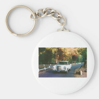 keychain 1965 Mercedes Benz 220SEb coupe