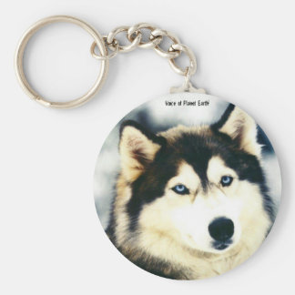 Keychain 9 - Alaska Husky