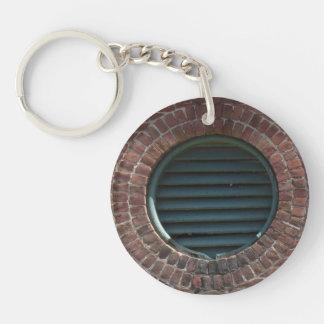 Keychain - Air Vent in Brick