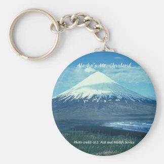 Keychain / Alaska's Mt. Cleveland