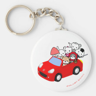 Keychain - All Characters - RedCar