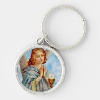 Keychain: Angel Ponders Keychain