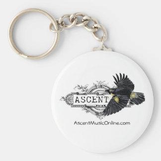Keychain Ascent Crow