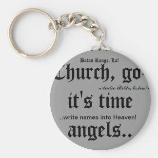 Keychain/Baton Rouge, La/christian witness wear Keychain