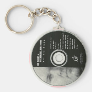 """Keychain - BD&AP """"Are You Ready"""" CD"""