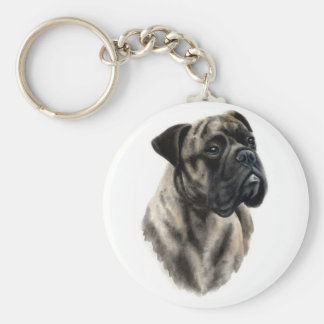 Keychain Bullmastiff
