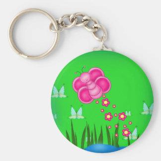 Keychain-Butterfly fun Keychain