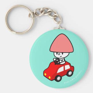 Keychain - Car - BlueBack