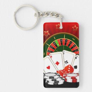 Keychain Casino.