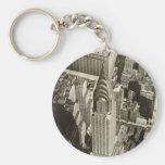 Keychain - Chrysler Building Key Chain