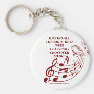 Keychain: Classical-Crossover