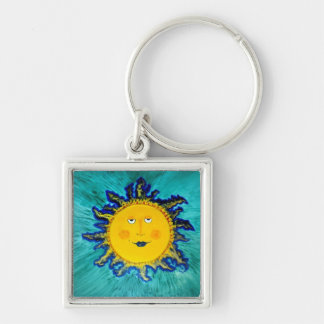 Keychain - Courtney's Sun