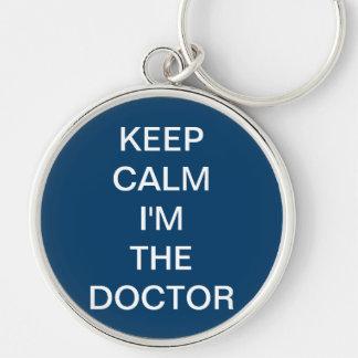 Keychain del doctor Who Inspired Llavero Personalizado