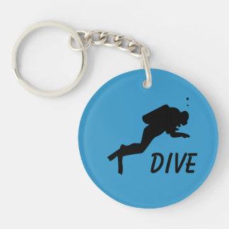 Keychain - Dive