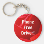 """Keychain """"don't text and drive"""""""
