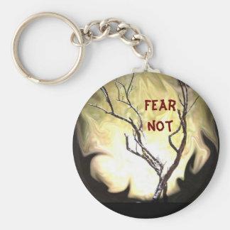 keychain fear not
