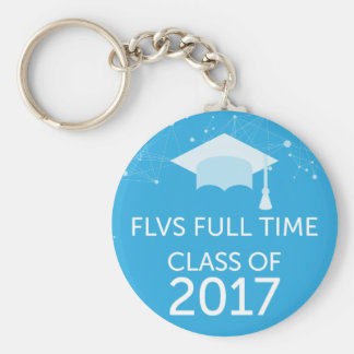 Keychain, FLVS Full Time Class of 2017 Keychain