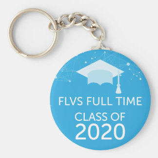 Keychain, FLVS Full Time Class of 2020 Keychain