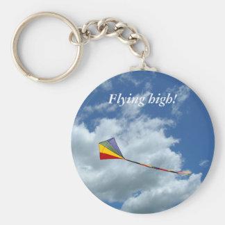 Keychain - Flying high!
