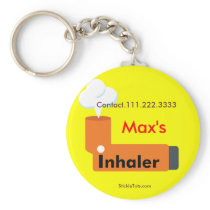 Keychain for Inhaler / Customize