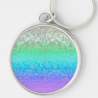 Keychain Glitter Star Dust