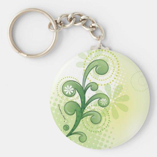 Keychain-Green