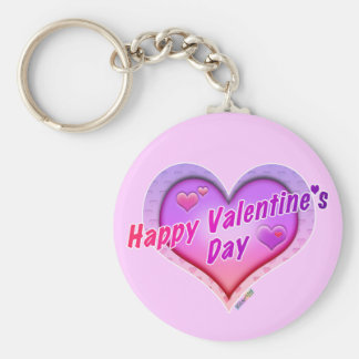 Keychain - Happy Valentine's Day