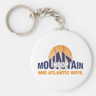 Keychain - Hoop Mountain Mid Atlantic Boys