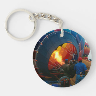 Keychain - Inflating the Envelope