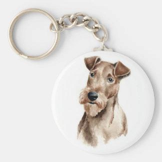 Keychain Irish terrier