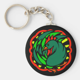Keychain ~ Keys Chinese Zodiac Sign Year Rooster