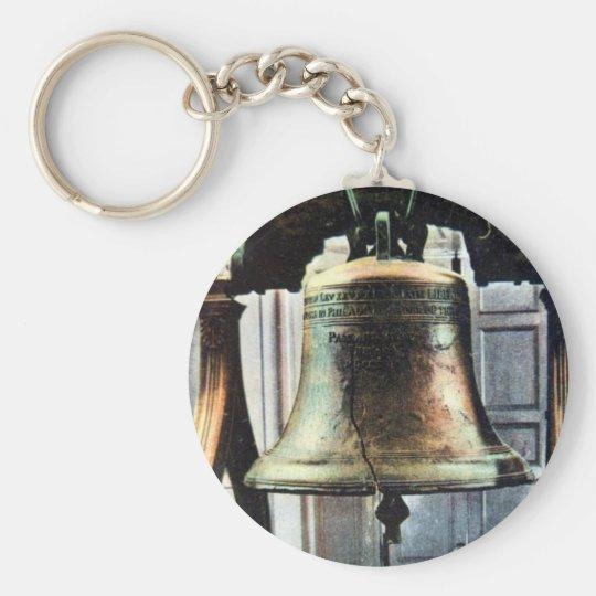 Keychain - Liberty Bell
