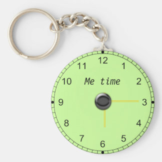 Keychain - Me time
