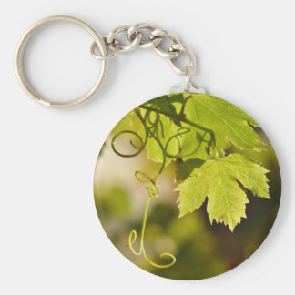 KeyChain: Mediterranean Grape Vine Keychain
