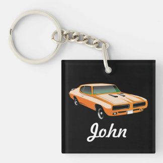 Keychain - Muscle Name