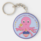 Keychain Octopus For A Preemie US