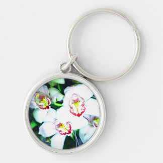 Keychain orchids