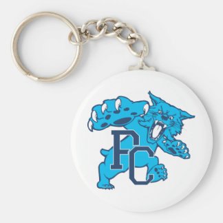 Keychain - Pendleton County Wildcats
