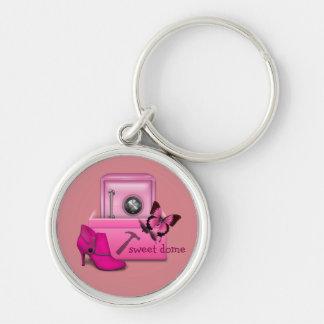 keychain pink