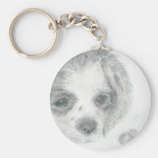 Keychain. Puppy
