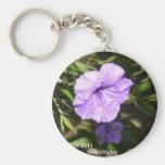 Keychain: Purple Beauty