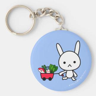 Keychain - Rabbit - BlueBack